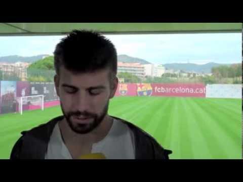 Mundo Deportivo: Entrevista a Gerard Piqué