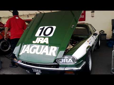 BATHURST WINNER JAGUAR JRA