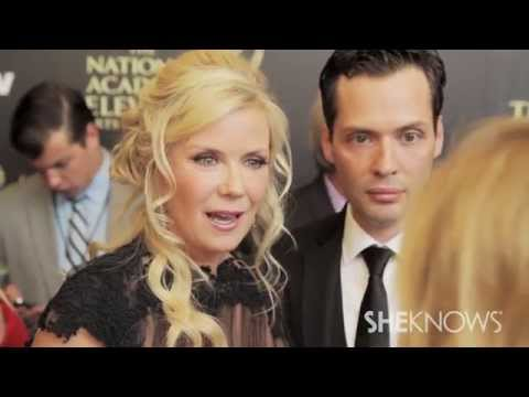 Katherine Kelly Lang at the Daytime Emmy Awards - Celebrity Interview