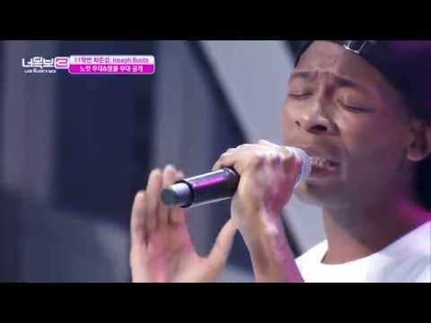 Anh da đen hát OST 'Mùi ngò gai' siêu hay và da diết trong gameshow Hàn Quốc