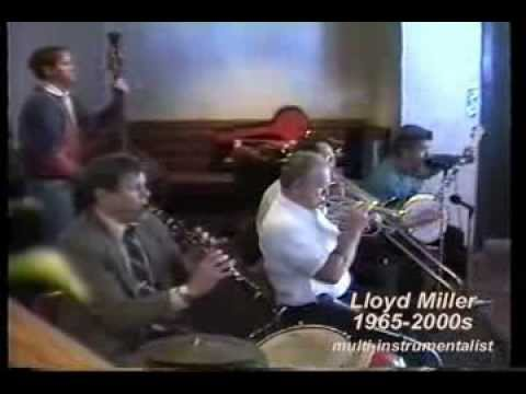 LLOYD MILLER Multi-instrumentalist on 40 Instruments in 12 Traditions