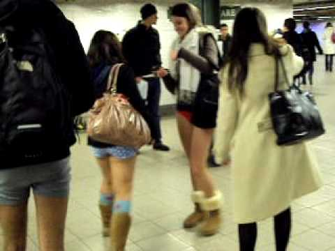 No Pants Subway Ride 2009 Youtube | Cerita Sex Terbaru