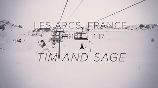 Atomic AIRTIME | Tim and Sage | 14.01.14