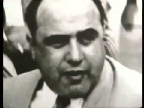 a biography of al capone an italian criminal