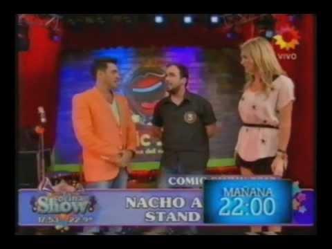 Nacho Arana - Stand Up en La Cocina del Show