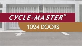 Cycle-Master® Performance 1024 Doors