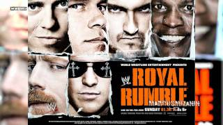 "WWE Royal Rumble 2011 Theme Song ""Living In A Dream"