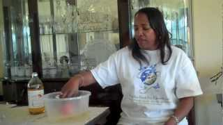 **How To Shrink Fibroids**Cleansing Of Non-organic Produce