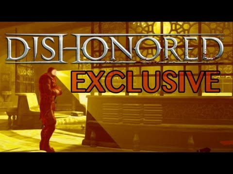 Dishonored Exclusive: Stealthy, Gruesome Murder