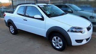 Fiat Strada Trekking CD 3 Portas 2015 Www.car.blog.br