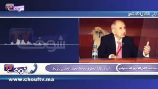 تاج الدين الحسيني: المراكشي يلوح بحمل السلاح كلما أحست قيادة البوليساريو بالضعف والهوان |