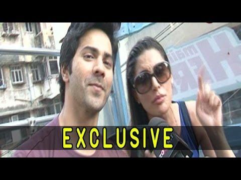 Main Tera Hero   Varun Dhawan & Nargis Fakhri Exclusive Interview