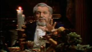 An Evening With Edgar Allan Poe Starring Vincent Price