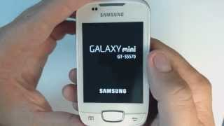 Samsung Galaxy Mini S5570 How To Reset Como
