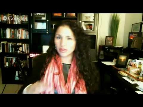 3.3.15 Live YouTube End-Time Broadcast w/Evangelist Anita Fuentes