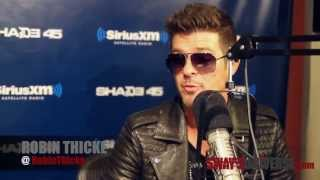 Robin Thicke Speaks on Justin Timberlake Comparisons and Talks about How Paula Patton Tastes view on youtube.com tube online.