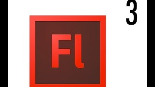3. Intro to Flash (CS6) - .fla & .swf Extensions (Publish) view on youtube.com tube online.
