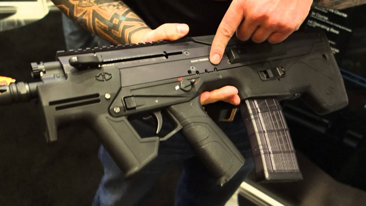 Desert Tech MDR-C (Micro Dynamic Rifle-Compact) Multi ... M14 Sniper Rifle Airsoft