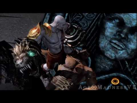 God Of War 3 - This Is Madness MV |HD| (Metal & Blood)