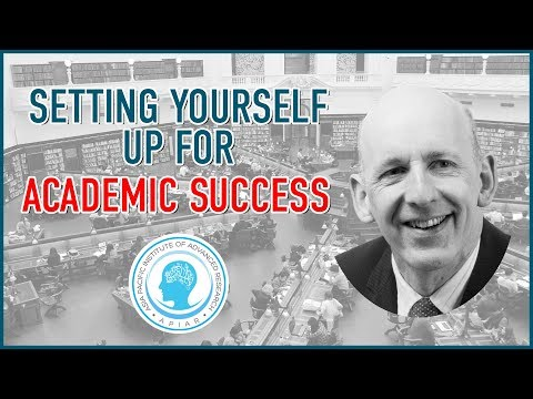 Setting Yourself Up for Academic Success