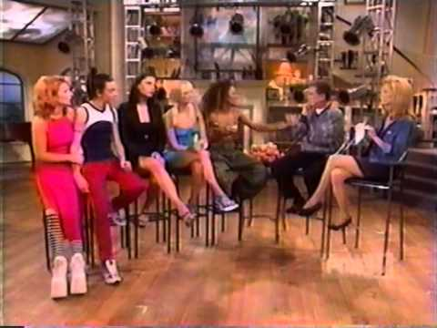 Spice Girls - Wannabe - Live! With Regis & Kathie Lee (16.05.97)