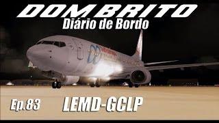 FS2004 - Madrid / Gran Canária - Boeing 737-800 Air Europa