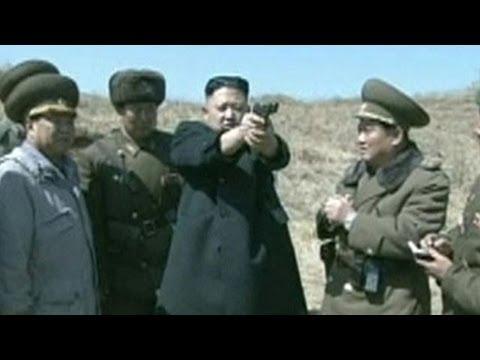 توتر على حدود الكوريتين