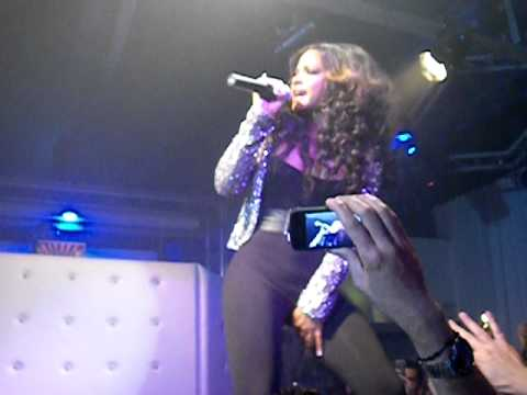 Christina Milian - AM To PM (Live @ The Factory, Hollywood, CA) 6-10-11