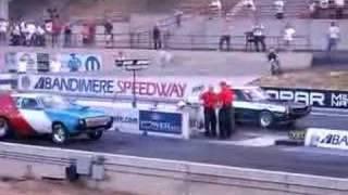 Dragon Lady AMX At Bandimere Speedway