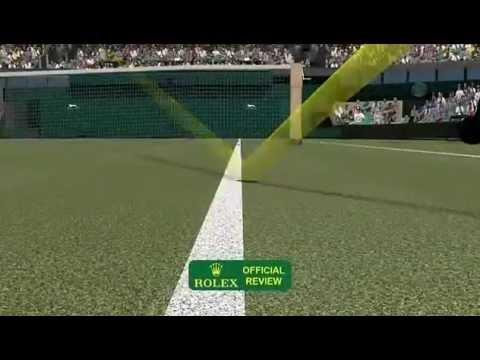 Djokovic v Stepanek: the perfect match point - Wimbledon 2014