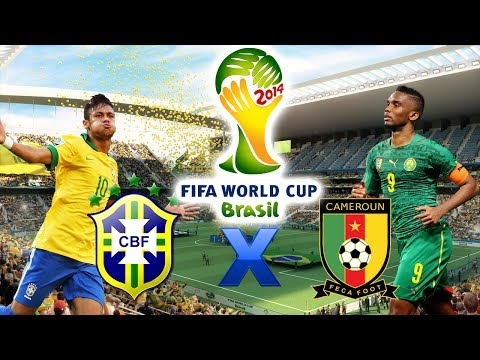 Copa do Mundo Brasil 2014 - Brasil x Camarões - 2014 Fifa World Cup Brazil [PS3]