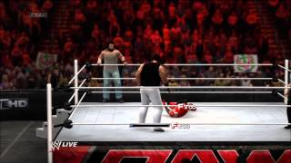 WWE 2K14: CAW's: Custom Signatures & Finishers Bray Wyatt