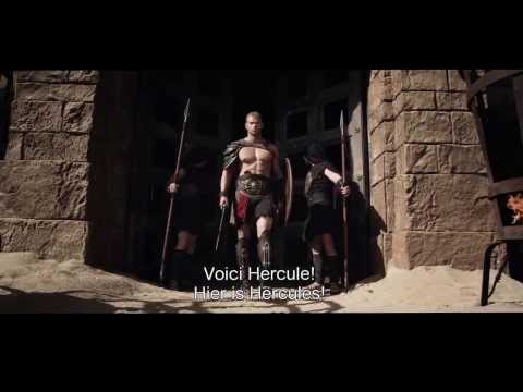 The Legend Of Hercules 3D BE