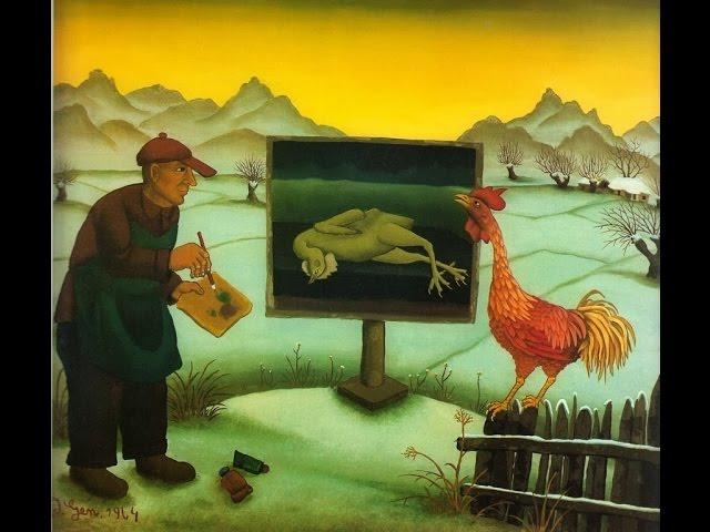 Зеленая Тара: Знаки. Год Огненного Петуха. Зеленка и утка Навального, 29.04.17