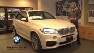 2014 BMW X5 XDrive50i THE BMW STORE VANCOUVER