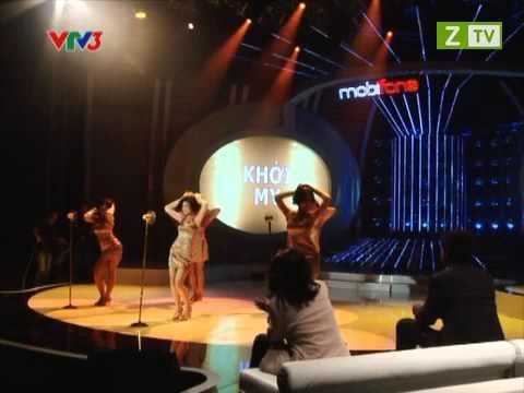 Khởi My)_Nobody Wonder Girls Cover(Tập 2)[Gương mặt thân quen HD 2013]