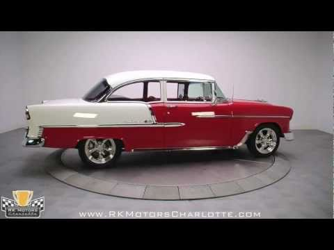132366/1955 Chevy Bel Air