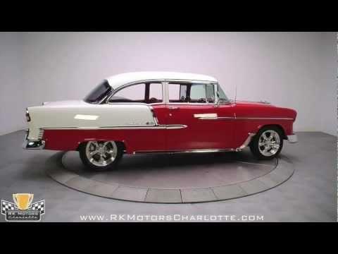 132366/1955 Chevy Bel Air