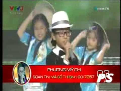 Phương Mỹ Chi - Áo Mới Cà Mau - The Voice Kid Viet Nam 2013 - Tập 13 - Liveshow 4 (Âm Thanh Chuẩn)