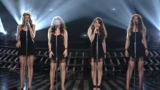 Grupi DREAM GIRLS - PROUD MARRY - LIVE ne X factor Albania 3