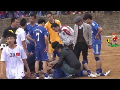 Bóng đá nghệ thuật - Trận cầu đỉnh cao ở làng quê thu hút hơn cả V-league