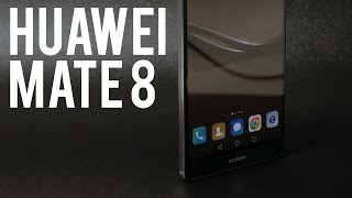 Huawei Mate 8, análisis