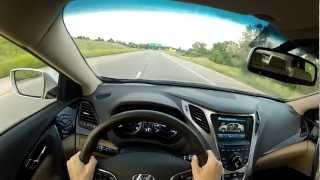 2012 Hyundai Azera - WINDING ROAD Quick Drive videos