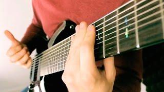 Royale (9 string slap) - Rob Scallon