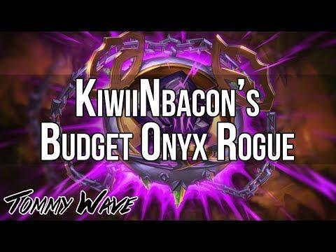 KiwiiNbacon's Budget Onyx Rogue - Hearthstone Decks