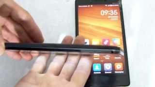 Xiaomi Hongmi Note TD Smart Phone VS Lenovo A850+ MTK6592