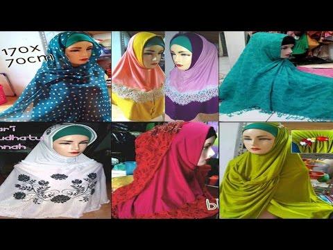 Aneka Motif dan Model Hijab, Kerudung, Jilbab Cantik