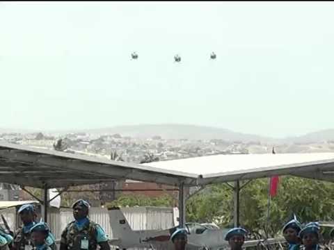 Força aérea comemora 38 anos com aposta firme na modernização  | TV Zimbo |