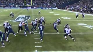 Seahawks 2014 MEGA Cut From