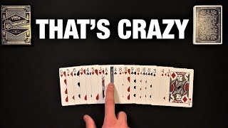 This Insane Card Trick Will SHOCK EVERYONE!